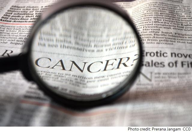 癌症時鐘快轉!平均每5分26秒就有1人罹癌!